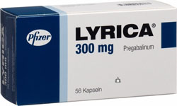 Pregabalin 300mg Lyrica